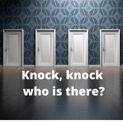 Knock-knock-who-is-there_ Don't ignore your feelings, they are your guidance.          4 steps to read your feelings.